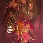 Opera, Acrylic on canvas, 30 x 40 inch./76,2x 101,6 cm